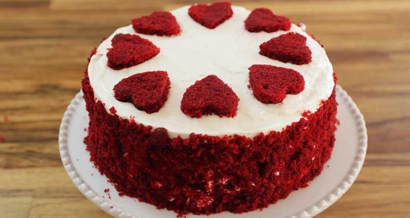 Torta Red Velvet Thermomix