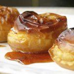 manzanas al horno sin azucar