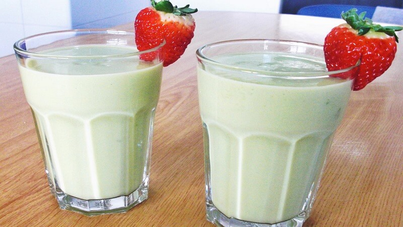 batido aguacate thermomix