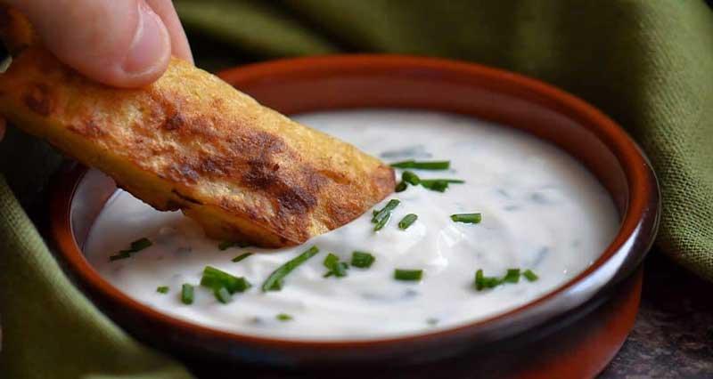 Salsa Yogur Thermomix